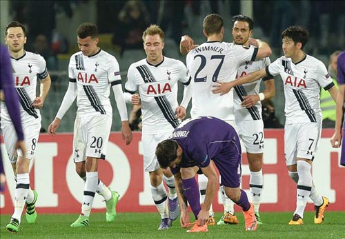 Fiorentina – Tottenham: Thót tim 3 phút cuối - 1