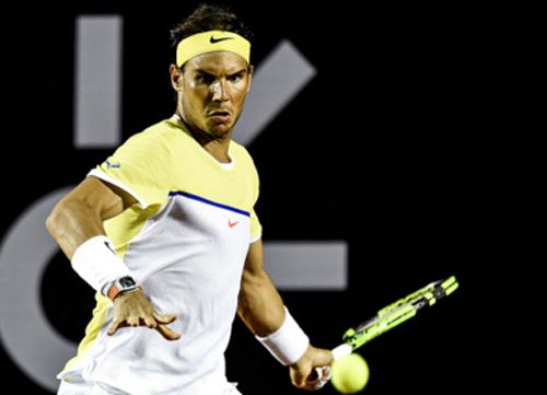 Nadal – Almagro: Kịch tính set 2 (vòng 2 Rio Open) - 1