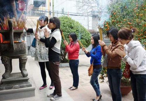 Địa điểm cúng rằm tháng Giêng linh thiêng nhất Hà Nội - 3