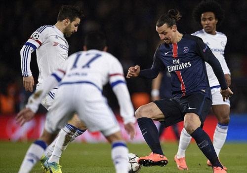 "Tiết lộ: Fabregas đòi ""xử"" Ibra sau trận PSG – Chelsea - 1"