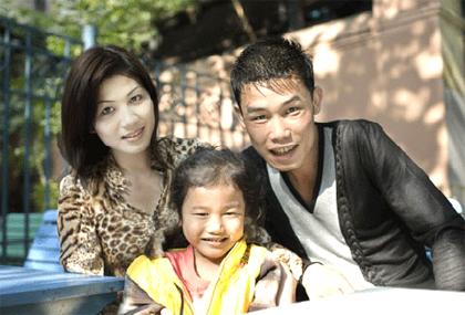 Công Lý, Hiệp Gà lận đận tình duyên nhất showbiz Việt - 4