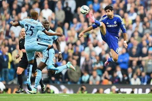 Trước vòng 5 FA Cup: Chelsea, Man City loại bỏ nhau - 1