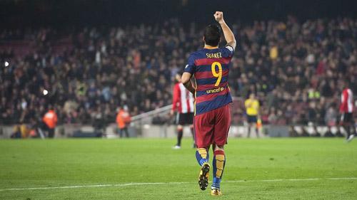 "Luis Suarez và tham vọng ""lật đổ"" Messi, Ronaldo - 1"