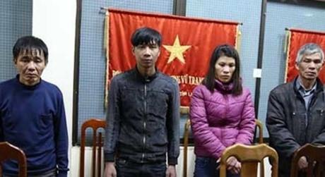 Bắt nhóm đối tượng người Việt mua bán vũ khí ở TQ - 1