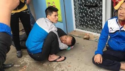 Điều tra vụ đập phá quán cà phê, đánh người dã man - 1