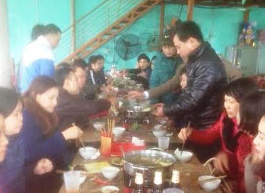 """30 cán bộ TP Thanh Hoá bỏ """"nhiệm sở"""" đi lễ chùa? - 3"""