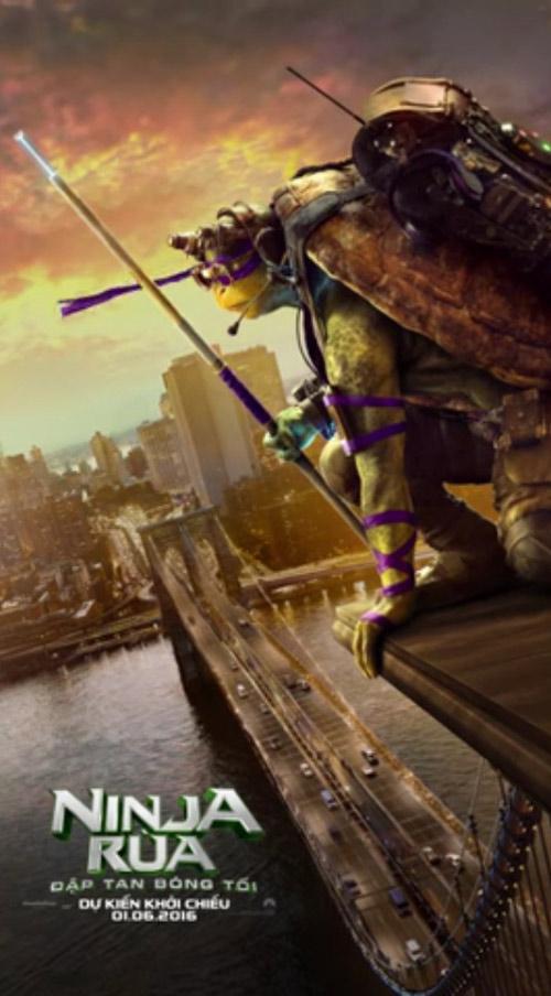 Điểm mặt 4 chàng Ninja Rùa trong tuổi thơ của khán giả Việt - 3