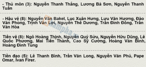 (Infographic) V-League 2016: FLC. Thanh Hóa ôm mộng lớn - 6