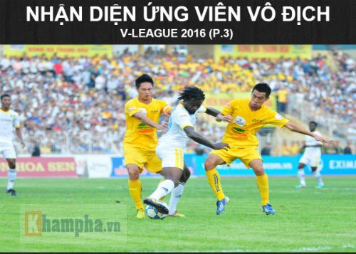 (Infographic) V-League 2016: FLC. Thanh Hóa ôm mộng lớn - 1