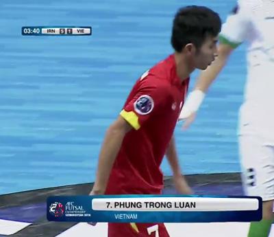 Futsal Viet Nam Iran - 3