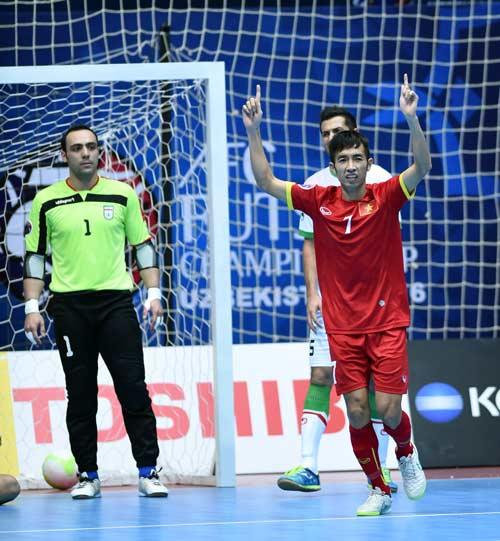 Futsal Việt Nam vs Iran - 1