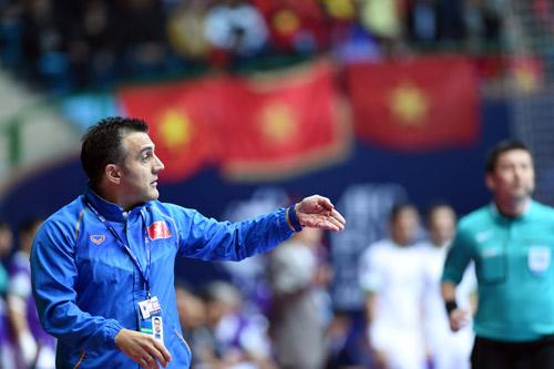 clip Futsal Việt Nam vs Iran - 6