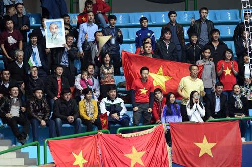 Futsal Việt Nam - Iran - 2