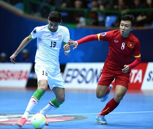 video Futsal Viet nam vs iran - 5