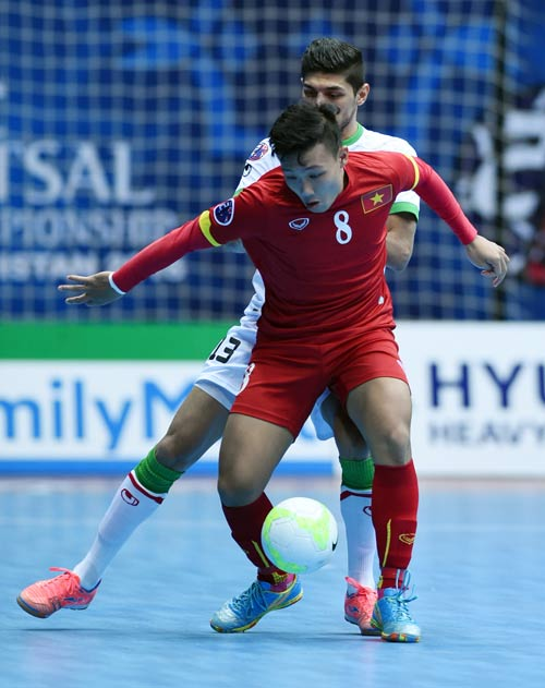Futsal Việt Nam gặp Iran - 3