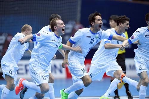 Futsal Việt Nam - Iran: Quá tầm đẳng cấp - 7