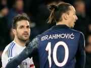 """Bóng đá - Tiết lộ: Fabregas đòi """"xử"""" Ibra sau trận PSG – Chelsea"""