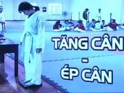 Thể thao - Áp lực ép cân của các vận động viên Karatedo