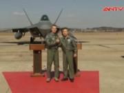 Video An ninh - Máy bay tàng hình Mỹ phô trương sức mạnh trước Triều Tiên