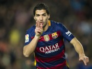 """Bóng đá - Luis Suarez và tham vọng """"lật đổ"""" Messi, Ronaldo"""
