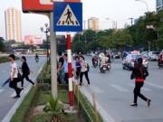 Video An ninh - Xử phạt hơn 400 người tùy tiện đi bộ