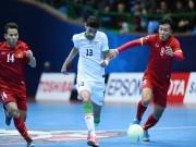 Bóng đá - Futsal Việt Nam - Iran: Quá tầm đẳng cấp