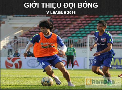 """(Infographic) V-League 2016: HAGL """"nhớ"""" Công Phượng - 1"""