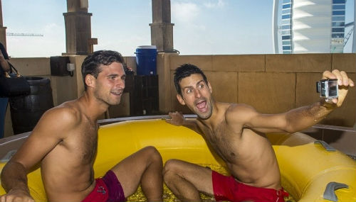 Tin thể thao HOT 20/2: Djokovic dễ thở ở giải Dubai - 4