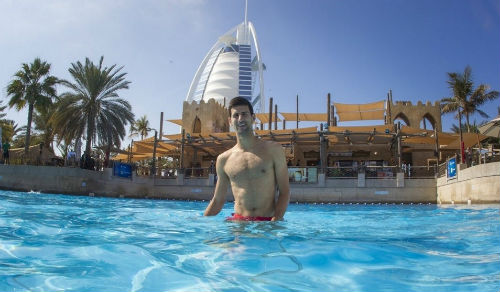 Tin thể thao HOT 20/2: Djokovic dễ thở ở giải Dubai - 3