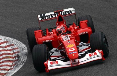 Ferrari: Sắc trắng sẽ trở lại năm 2016 - 1