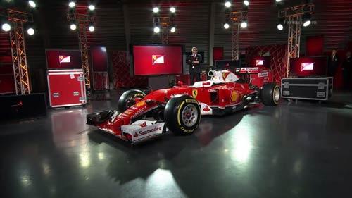 Ferrari: Sắc trắng sẽ trở lại năm 2016 - 3