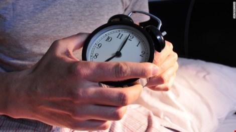 Hơn 30% người Mỹ thiếu ngủ - 1