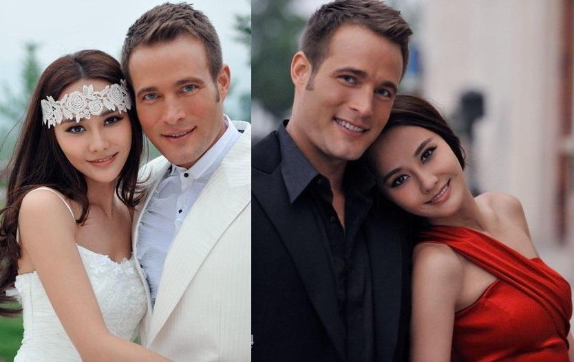 Những cặp vợ Hoa - chồng 'Tây' hạnh phúc của Cbiz - 9