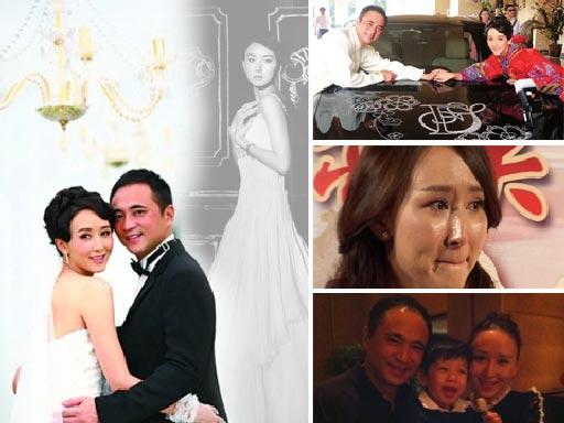 Những cặp vợ Hoa - chồng 'Tây' hạnh phúc của Cbiz - 10