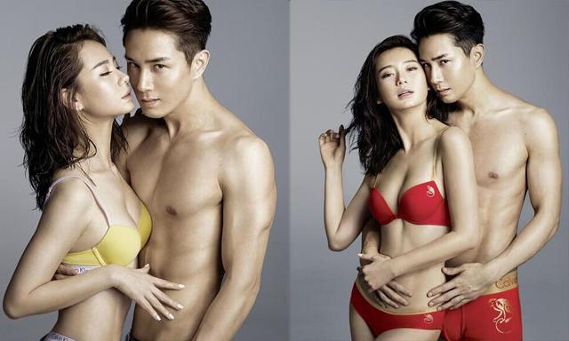Những cặp vợ Hoa - chồng 'Tây' hạnh phúc của Cbiz - 2