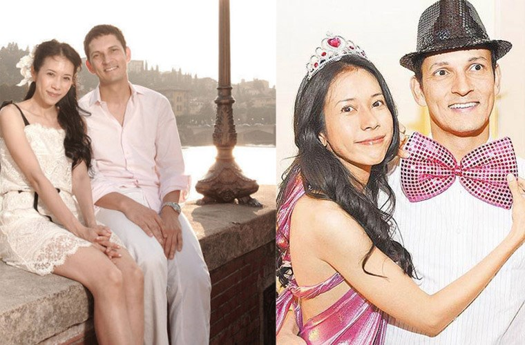 Những cặp vợ Hoa - chồng 'Tây' hạnh phúc của Cbiz - 6