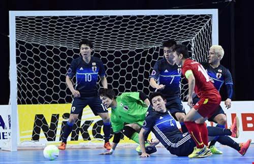Học tinh thần fair play từ Futsal Nhật - 1