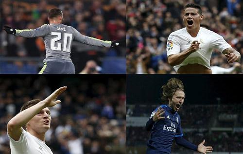 """Real - Zidane: Khó lường hơn với """"sát thủ ẩn mình"""" - 2"""