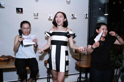 """Tóc Tiên bị fan ép giả giọng """"bạn trai tin đồn"""" - 6"""
