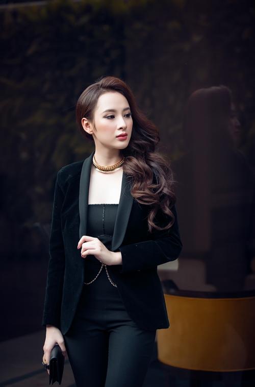 """Angela Phương Trinh: """"Trường Giang không rời mắt khỏi tôi"""" - 3"""