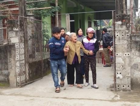 Hà Tĩnh: Nông dân liên tiếp bị trâu bò húc tử vong - 1