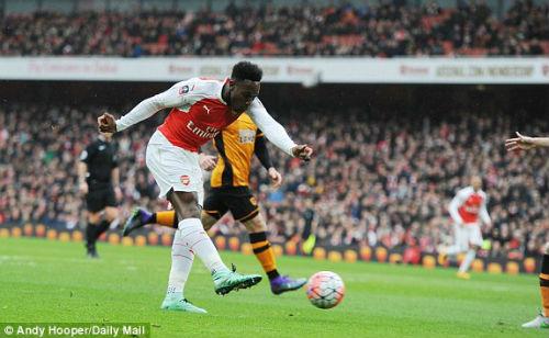 Arsenal - Hull City: Vật cản không lường trước - 1