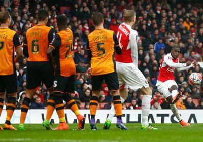 Chi tiết Arsenal - Hull City: Bức tường thành kiên cố (KT) - 8