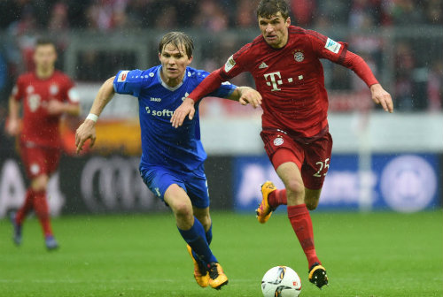 Bayern - Darmstadt: Niềm vui ngắn chẳng tày gang - 1