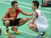 """Thể thao - Lin Dan - Lee Chong Wei: """"Sinh tử"""" ở Olympic (P3)"""