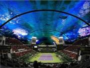 Thể thao - Sân tennis dưới đáy biển: 2,5 tỷ đô cho lịch sử
