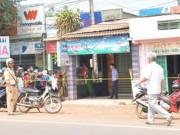 An ninh Xã hội - Nghi án chồng giết vợ rồi tự sát trong tiệm hớt tóc
