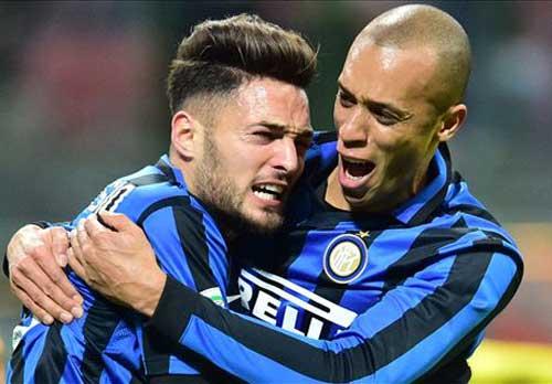 Inter - Sampdoria: Tìm lại niềm tin - 1