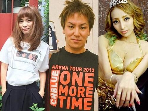 """Sao Nhật Bản bị tố """"bắt cá 7 tay"""" và ngược đãi người tình - 1"""