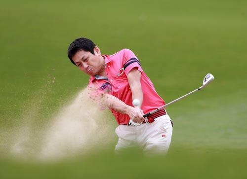 Các tay golf không chuyên thử thách bản thân - 1